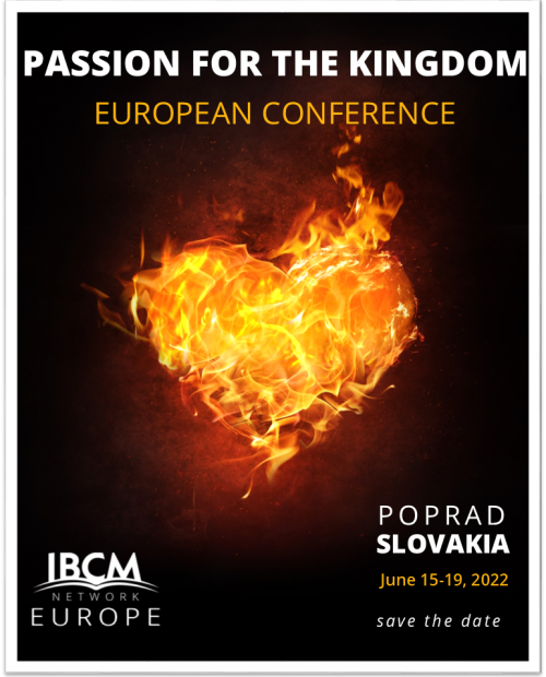 Poprad Conference Flayer